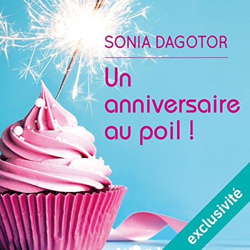 Un anniversaire au poil audiobook cover art