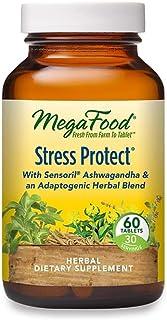 MegaFood, Stress Protect, 60 Tablets