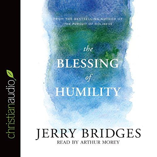 The Blessing of Humility audiobook cover art