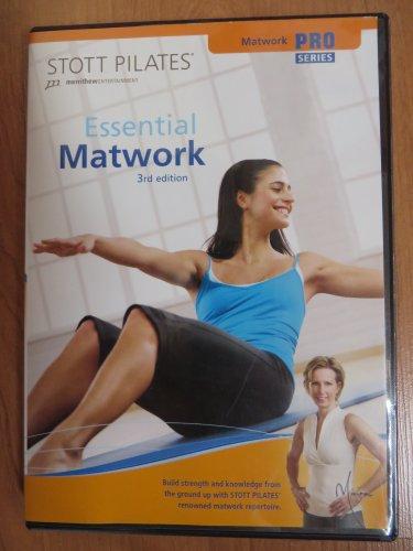 STOTT PILATES Essential Matwork 3rd Edition (6Sprachen)