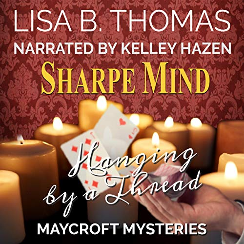 Sharpe Mind audiobook cover art