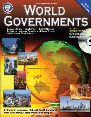 Specific Politics & Government Topics