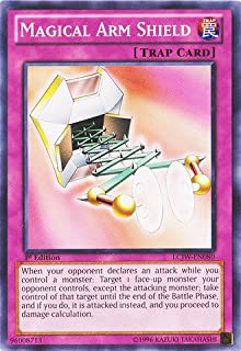 Yu-Gi-Oh! - Magical Arm Shield (LCJW-EN080) - Legendary Collection 4: Joey's World - 1st Edition - Common