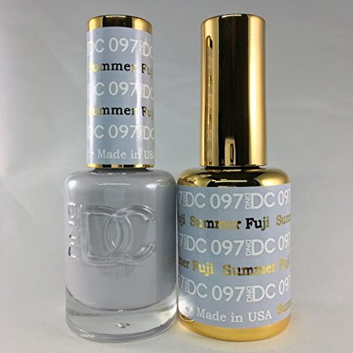 DND DC Duo Gel + Nail Lacquer (DC097)