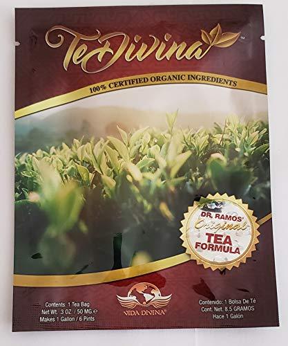 Te Divina Detox Herbal Tea