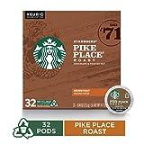 Starbucks Pike Place Roast Medium Roast Single Cup Coffee, 32 ct