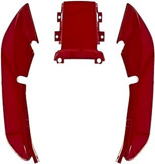 Rabeta Completa Compativel Com Titan 95/97 Pintada S/ Adesivos , Pro Tork , Vermelho