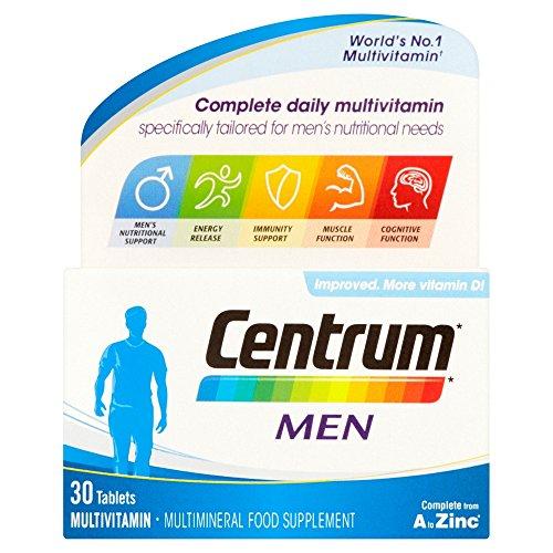 Centrum Multivitamin Men Tablets - Pack Of 30