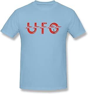 Xinda Men's UFO Band Logo T-Shirt