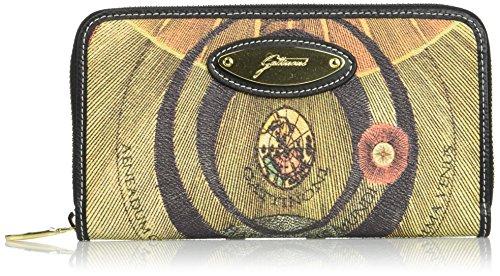 Gattinoni Gacpu0000139, Portafoglio Donna, Multicolore (Classico), 2x11x19.5 cm (W x H x L)