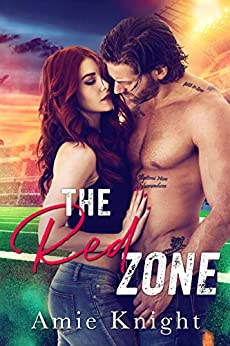 The Red Zone by [Amie Knight]