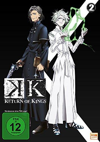 Return of Kings: Staffel 2.2 (Sammelschuber)