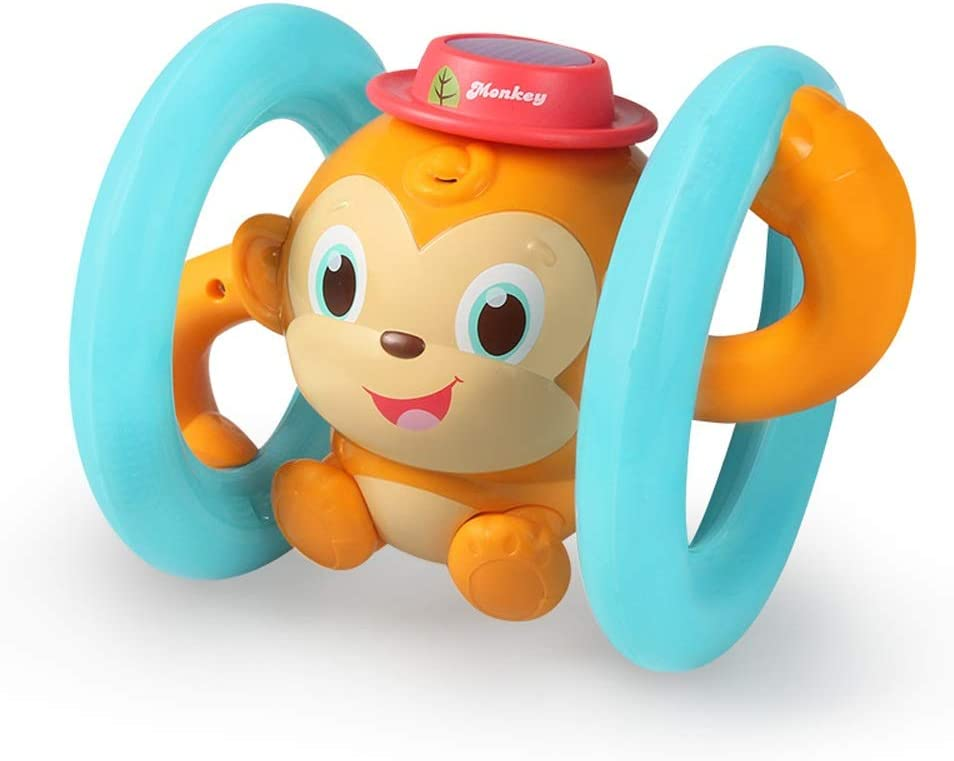 Lihgfw Discount mail order Tumbling Monkey Baby Toys 1-2 and Years Old Max 71% OFF Sound Mo