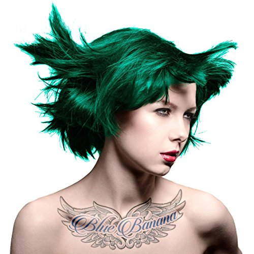 Manic Panic High Voltage Classic Cream Formula Colour Hair Dye (Enchanted Forest)