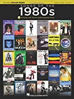Songs of the 1980s: Piano-vocal-guitar (New Decade)