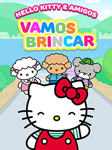 Hello Kitty y amigos: Vamos a jugar