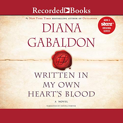Couverture de Written in My Own Heart's Blood