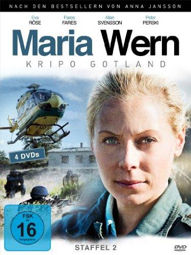 Maria Wern: Kripo Gotland - Staffel 2 [Alemania] [DVD]