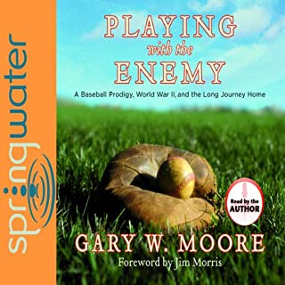 Playing With the Enemy audiobook cover art