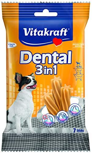 Dental 3in1 XS bis 5 kg 7 St. HU, 2er pack