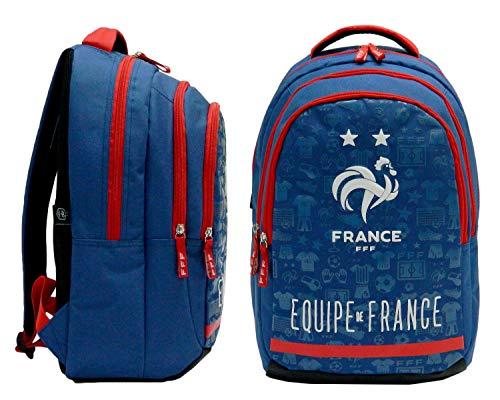 Rucksack FFF – Offizielle Kollektion der französischen Fußballnationalmannschaft