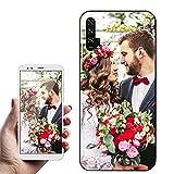 Coque pour Honor 20 Pro - Coque Téléphone Personnalisée, Personnalisable avec Votre Propre Image...