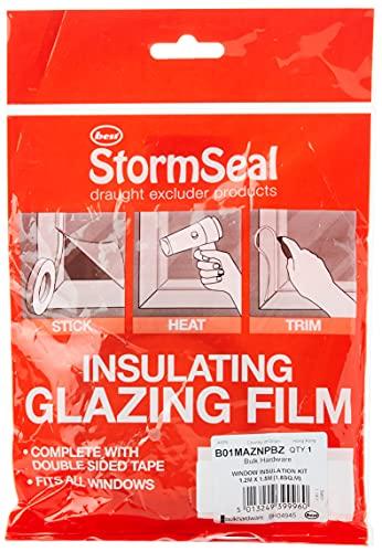 Merriway BH04945 StormSeal Window Insulation Secondary Double Glazing...