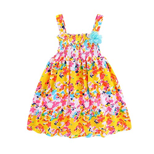 Mud Kingdom Cute Toddler Girl Dress…