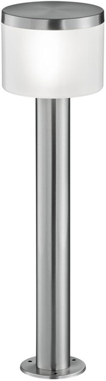 Reality Leuchten Wegeleuchte, Metall, Integriert, 11 W, silber