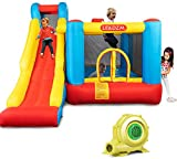 Best bounce house - JOYMOR Bounce House Little Kids Inflatable Bouncing Castle Review