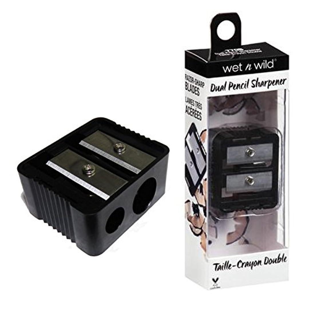 効果妻後ろ、背後、背面(部(6 Pack) WET N WILD Dual Pencil Sharpener (並行輸入品)
