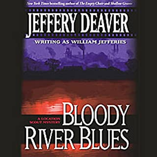 Bloody River Blues cover art