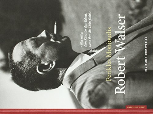 Robert Walser (Leben in Bildern)