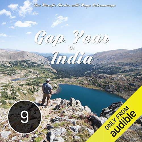 Gap Year in India cover art