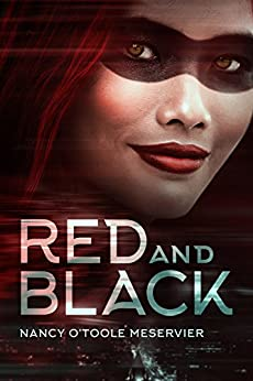 Red and Black by [Nancy O'Toole Meservier]