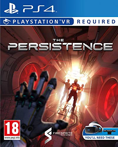 Ps4 The Persistence Vr - Playstation 4