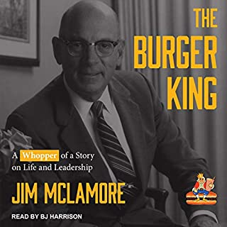 The Burger King cover art