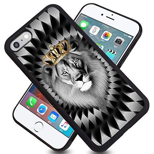 FAUNOW Carcasa para iPhone 6/6S Plus, protección contra golpes y golpes para iPhone 6/6S Plus