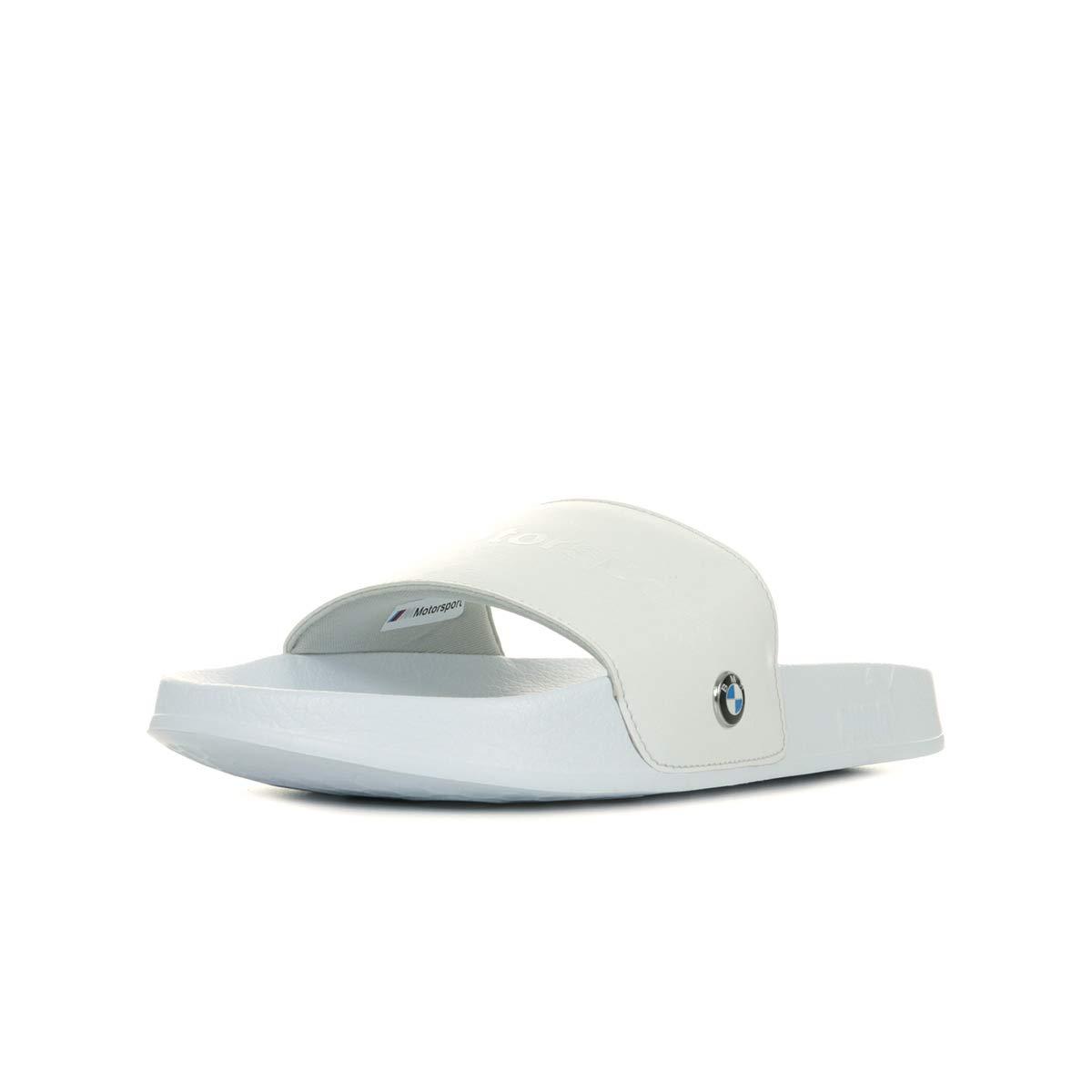 Buy Puma Men's Slide White Flat Sandal