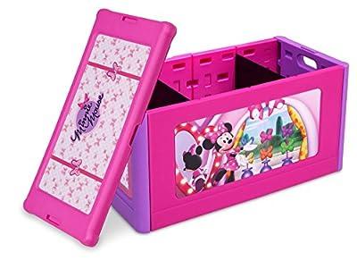 Delta Children Store and Organize Toy Box
