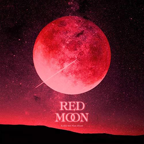 KARD 4th Mini Album 'RED MOON'