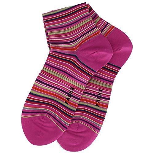 FALKE Microblock Herren Socken pink (8197) 45-46 mit hochwertiger Fil d´Ecosse