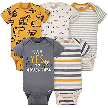 JanLEESi Baby Boys Long Sleeve Gentleman Outfit Bodysuit Infant Formal Tuxedo