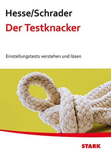 STARK Hesse/Schrader: Der Testknacker