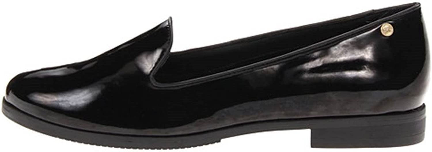 G.H. Bass Woherrar Lucille Slip -on -on -on Loafer, Synthetic svart, 8 M  rimligt pris