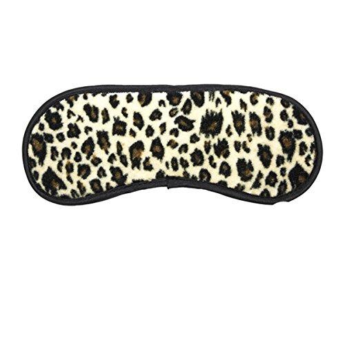Lieberpaar Masque Fetish Sadomasochisme SM Bondage Adultes Halloween Cosplay Prop Imprime Leopard