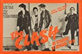 The Clash Reproduction French Concert Photo Poster 40x30cm