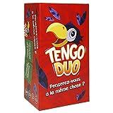 TENGO DUO - Le Nouveau Jeu de Société d'Anticipation et de Rapidité - 480 Cartes pour Famille, Amis, Enfants, Adultes - Fabriqué en France