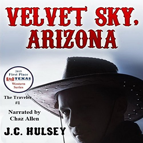 Velvet Sky, Arizona cover art