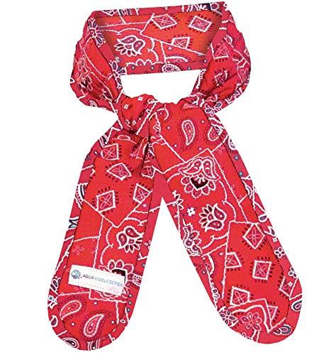 Kühlendes Halsband - Red Western